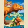 Dinopociąg - Stary Spinozaur i morze