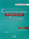 Communication Progressive du Francais + CD Niveau intermediaire
