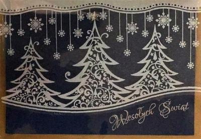 Karnet Boże Narodzenie B6 Premium 18 + koperta