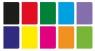Zeszyt A5 Rainbow 60 kartek w kratkę (9561093) mix