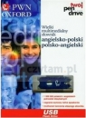 Wielki Multimedialny Słownik Ang-Pol-Ang PWN Oxford/Pendrive USB