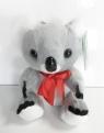 Miś koala z kokardką 15cm