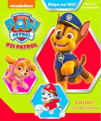 Psi Patrol. Ekipa na 102! cz.29 praca zbiorowa