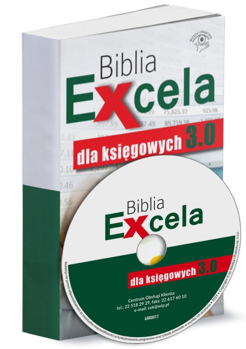 Biblia Excela dla księgowych 3.0