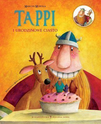 Tappi i urodzinowe ciasto cz.I Marcin Mortka