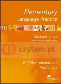 Elementary Language Practice SB no key New