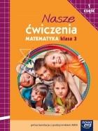 Nasze ćwiczenia 3 Matematyka Część 1 Bielenica Krystyna, Bura Maria, Kwil Małgorzata