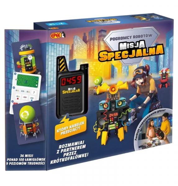 Pogromcy Robotów – Misja specjalna – Gra interaktywna (03863)
