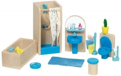 Łazienka do domu dla lalek (GOKI-51903)