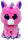 Beanie Boos Magic - różowy jednorożec średni