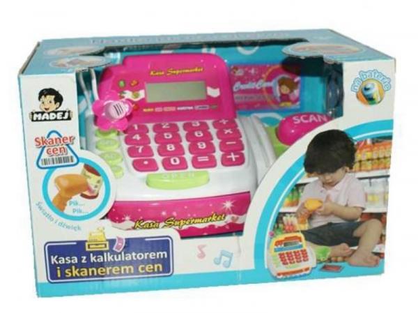 Kasa z kalkulatorem (066063)