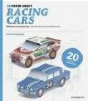 Racing Cars 3D Paper Craft P. Pasques