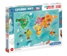 Puzzle SuperColor 250: Exploring Maps (29063) Wiek: 7+
