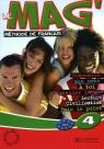 Le Mag 4 Podręcznik Gimnazjum Gallon Fabienne, Himber Celine, Rastello Charlotte