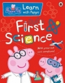 Peppa First Science Peppa Pig