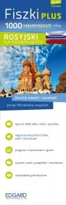 Rosyjski Fiszki PLUS 1000 najważniejszych słów dla początkujących + CD
