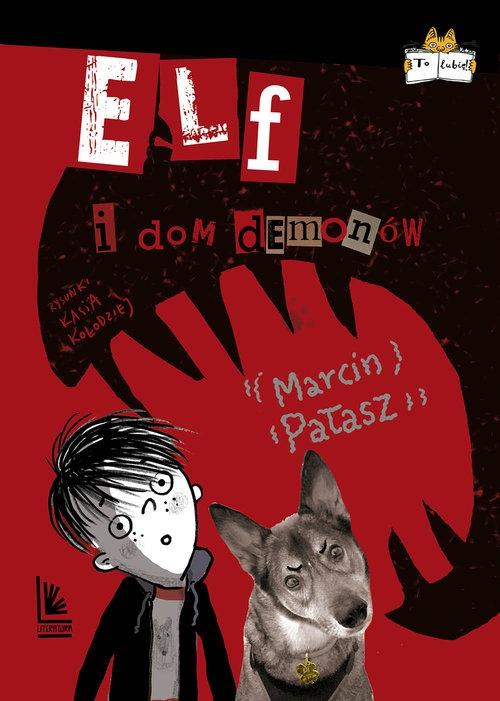 Elf i dom demonów Pałasz Marcin