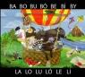 Obrazkowe sylaby BA LA praca zbiorowa