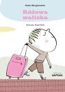 Różowa walizka Morgerstern Susie