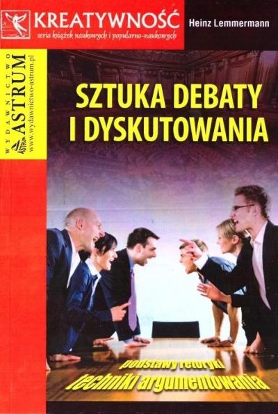 Sztuka debaty i dyskutowania Heinz Lemmermann