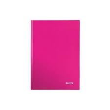 Brulion Leitz Wow A5/80# różowy 46281123
