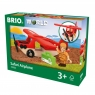 Brio World: Samolot - Safari (63396300)Wiek: 3+