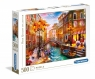 Puzzle 500: High Quality Collection - Sunset over Venice (35063)