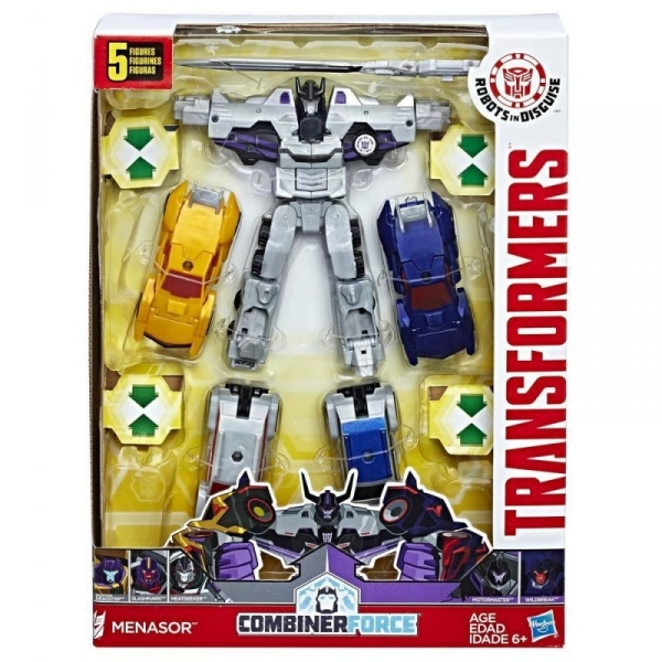 Transformers Team Combiner Menasor (C0624/C0625)