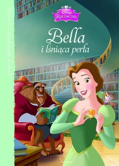 Disney Księżniczka Bella i lśniąca perła