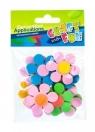 Ozdoba dekoracyjna samoprzylepna pianka kwiatek
