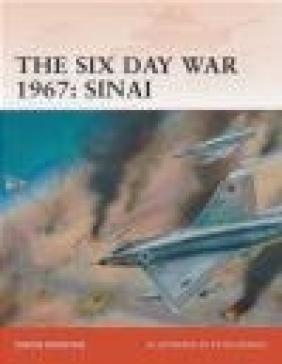 Six Day War 1967 Sinai (C. #212)