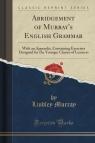 Abridgement of Murray's English Grammar