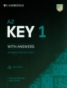 A2 Key 1 for the Revised 2020 Exam Authentic practice tests with Answers with