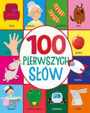 100 pierwszych słów praca zbiorowa