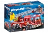 Playmobil City Action: Samochód strażacki z drabiną (9463)Wiek: 4+