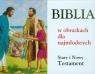 Biblia w obrazkach dla najmłodszych Stary i Nowy Testament