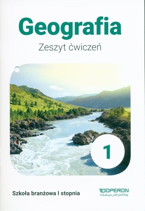 Geografia 1 Zeszyt ćwiczeń Kurek Sławomir