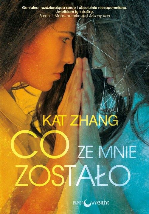 Co ze mnie zostało Zhang Kat