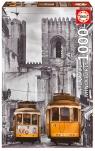 Puzzle 1000 Dzielnica Alfama Lizbona  (16763)