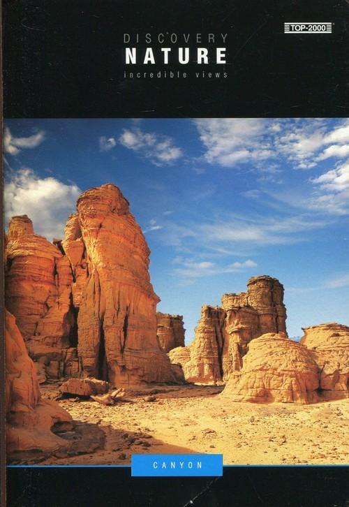 Zeszyt A5 gładki 96 kartek Discovery Nature