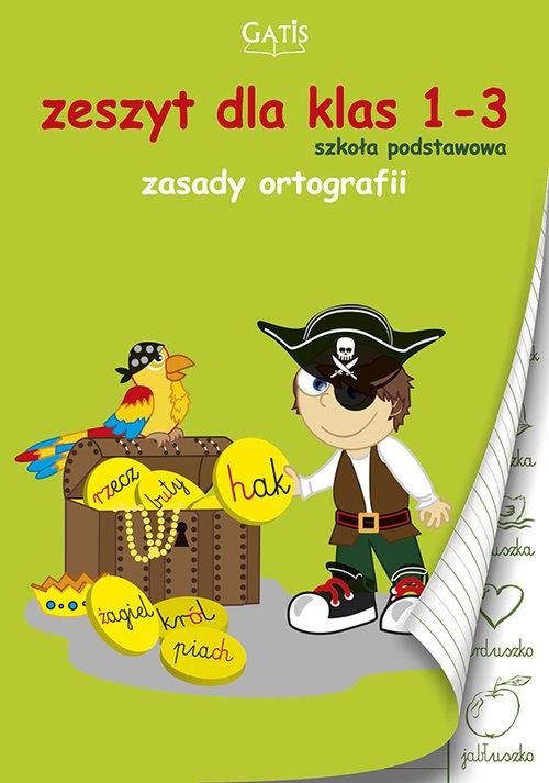 Zeszyt A5 Język polski w dwie linie 10 sztuk