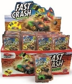 Fast Crash, Autka mix (FCR00201a)