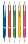 Długopis automatyczny Zenith - 10 sztuk mix kolorów