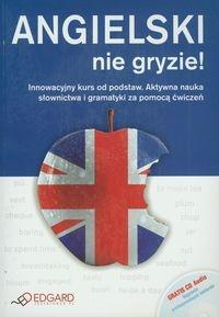 Angielski nie gryzie! z płytą CD Nowak Agata