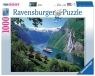Puzzle 1000: Fjord w Norwegii (15804)