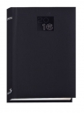 Kalendarz B6 standard 2016 czarny