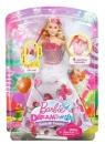 Barbie Księżniczka Magiczne Melodie (DYX28)