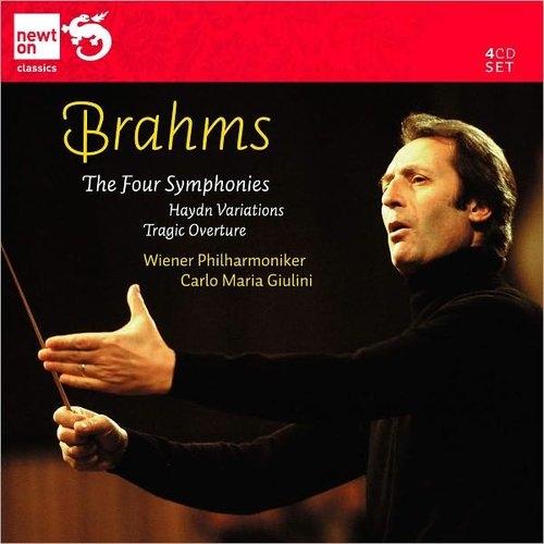 Complete Symphonies Brahms, J.