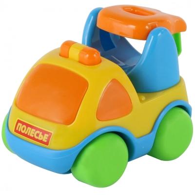 Samochód Polesie karat betoniarka (61638)