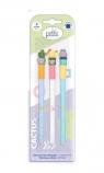 Długopis wymazywalny Petite Cactus - 3 szt.